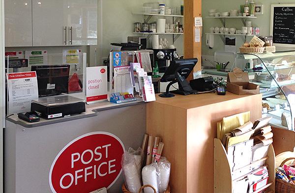 Little Milton Post Office