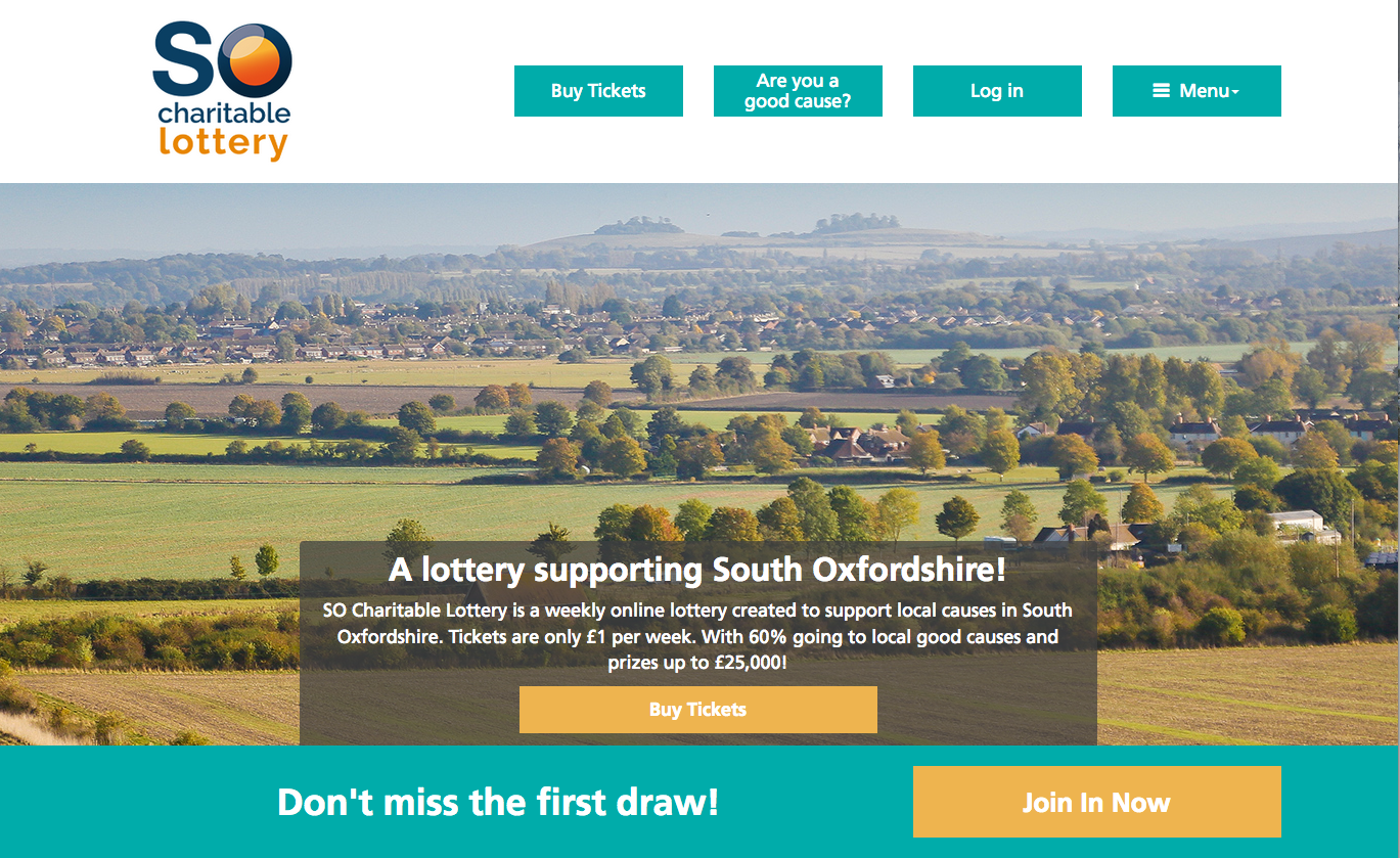 South Oxfordshire Charitable Lottery, Little Milton Shop